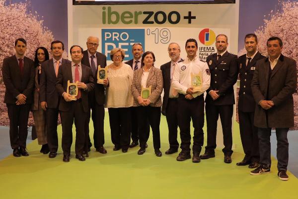 los iii galardones iberzoopropet reconocen las personalidades e iniciativas ms destacadas del sector