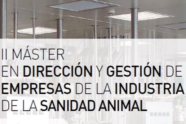 vuelve el mster en direccin y gestin de empresas de la industria de sanidad animal