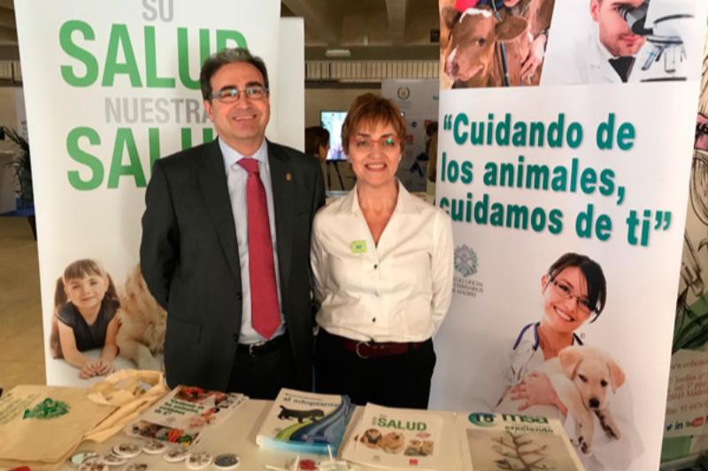 colvema da a conocer la versatilidad de la veterinaria en el da de las profesiones 2019