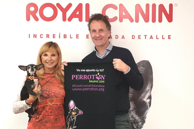 royal canin presente en la 8 edicion de perroton