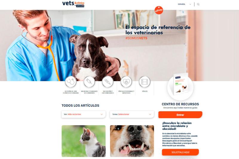 vets amp clinics by advance estrena nueva imagen