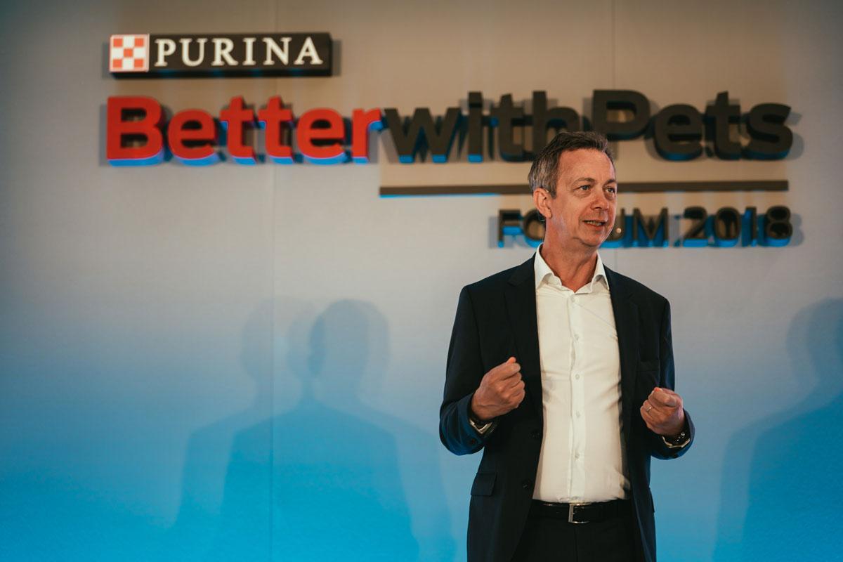 purina presenta los resultados del informe purina en la sociedad