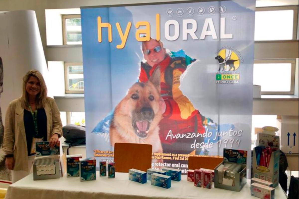 pharmadiet veterinaria presente en las xix jornadas gevo
