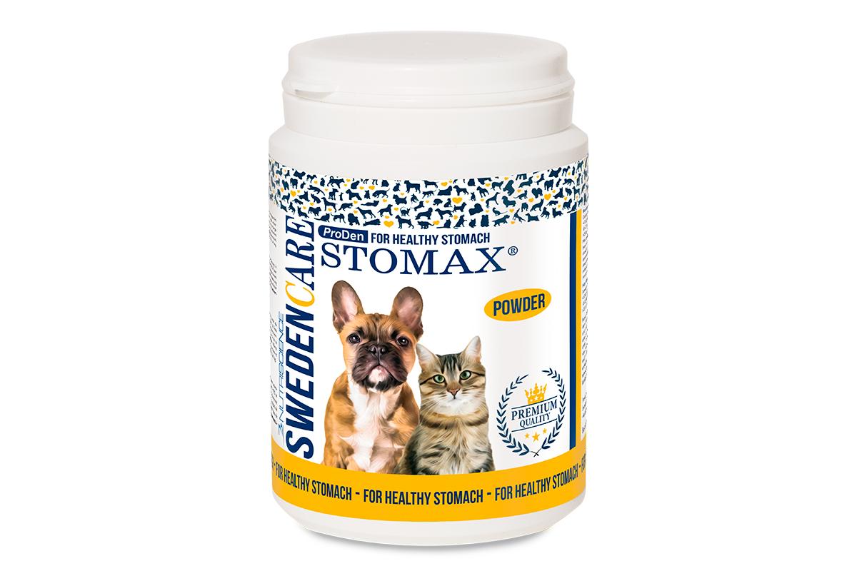 stomaxsupsup el prebitico 100 natural para perros y gatos