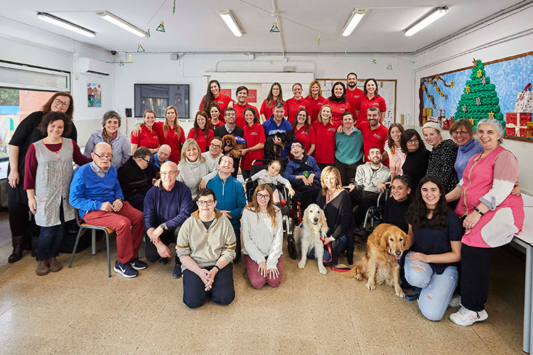 una-sesion-de-terapia-asistida-con-perros-pone-fin-a-la-4-edicion