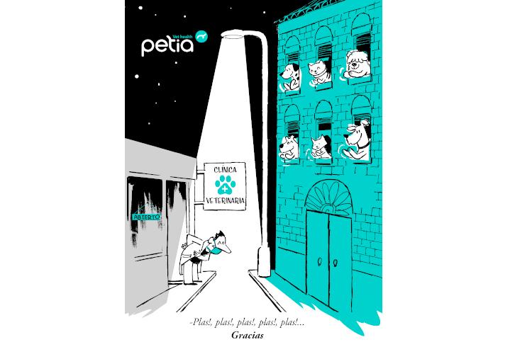 petia-vet-health-agradece-la-labor-de-los-veterinarios-durante-la-cris