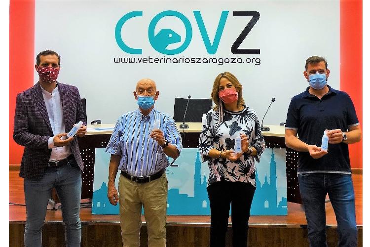 los-veterinarios-de-zaragoza-colaboran-para-eliminar-la-orina-de-las-c