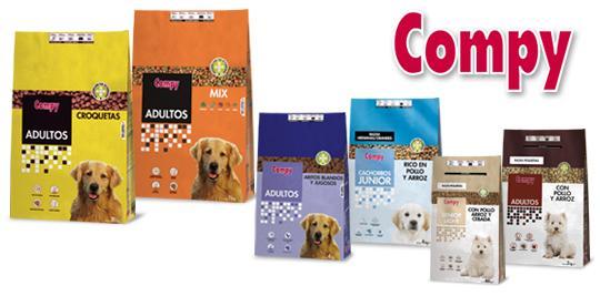 la ocu alaba la calidad del proveedor de pienso compy mercadona para mascotas