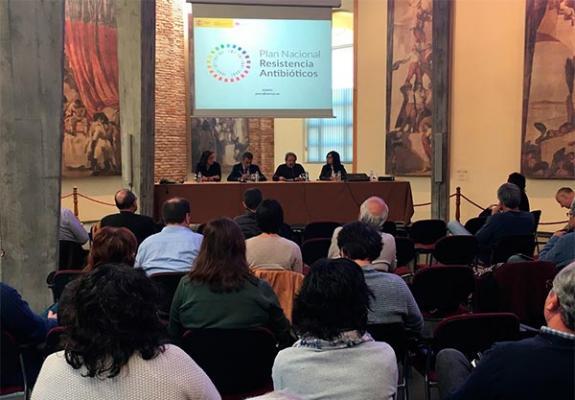 el cov de barcelona acoge a un centenar de profesionales en su curso sobre resistencia a los antibioacuteticos