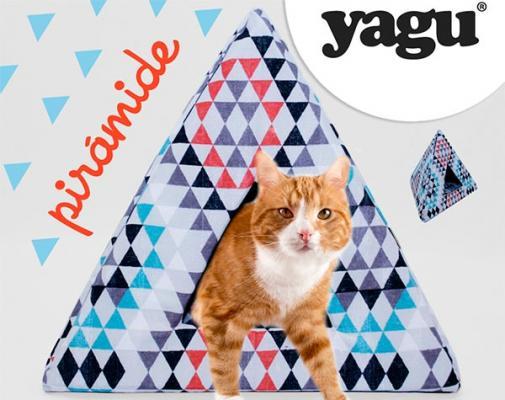grupo yagu presenta sus novedades para mascotas con la apuesta por el concepto origami