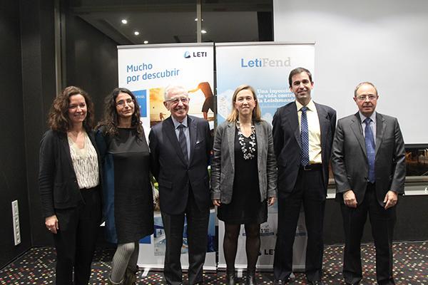 leti presenta en barcelona letifend su innovadora vacuna contra la leishmaniosis canina