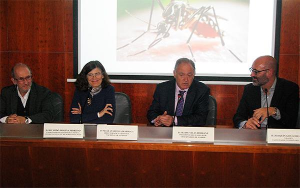 es necesario integrar todos los sistemas de vigilancia y sanidad animal para controlar el zika