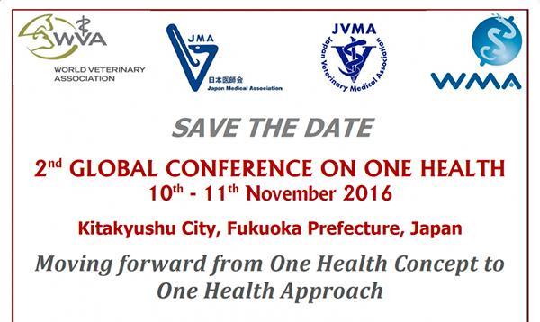 la wva organizaraacute en noviembre la segunda conferencia global quotone health un mundo una saludquot