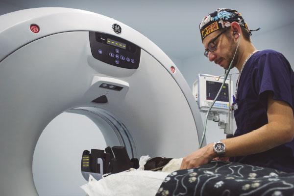 quotel gran avance en cardiologiacutea veterinaria ha sido el uso de la imagen cardiacaquot