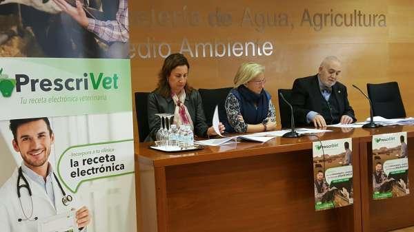 la regioacuten de murcia elegida para implantar la receta electroacutenica veterinaria