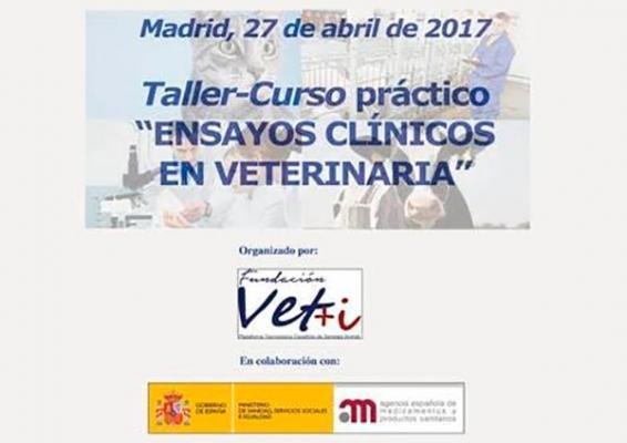 el tallercurso sobre ldquoensayos cliacutenicos en veterinariardquo ya tiene programa definitivo
