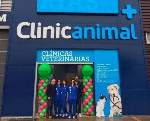 tiendanimal anuncia la creacion de clinicanimal su propia red de clinicas veterinarias