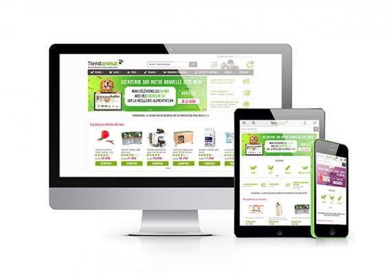 tiendanimal lanza su nueva web para comprar de forma intuitiva adaptable e inteligente