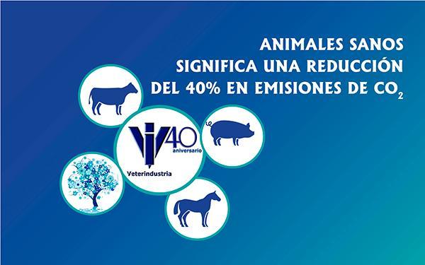 veterindustria 40 antildeos apostando por el desarrollo sostenible y la proteccioacuten medioambiental