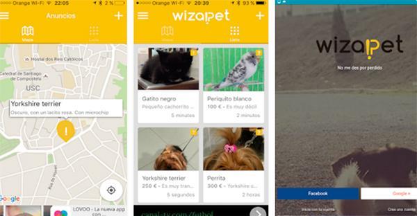 wizapet la app colaborativa que promociona la guardia civil para localizar nuestras mascotas