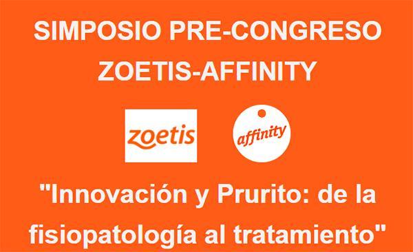 zoetis affinity vets patrocinaraacuten un simposio pre 50 congreso de avepa sobre innovacioacuten y prurito