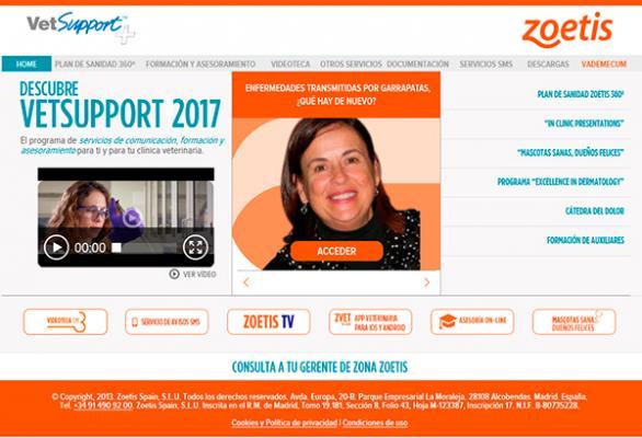 zoetis presenta su nueva gama de servicios de valor antildeadidonbspvetsupport